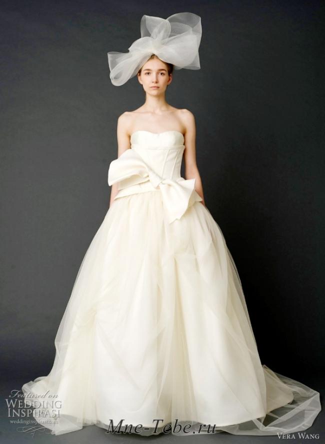 Свадебные платья лето-2012
