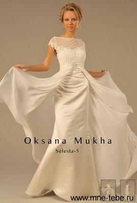 Оксана Муха - свадебные платья