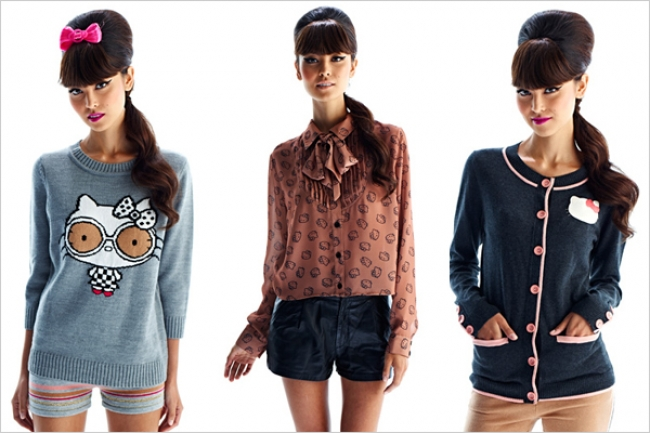 мода на одежду 60 х
