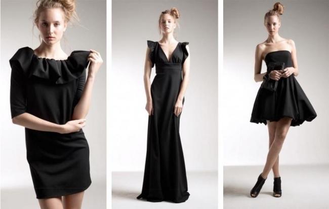 определение макета модели одежды