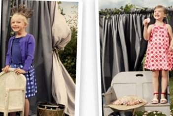b544020ab1dc Baby Dior весна-лето 2012. Baby Dior весна-лето 2012. Модные дом Dior  представил новую коллекцию детской одежды Baby Dior сезона ...