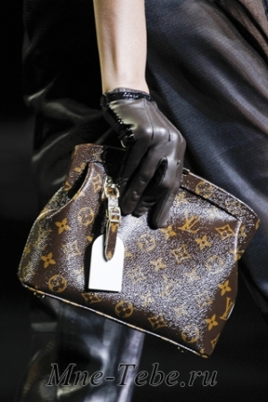 Louis Vuitton осень 2011