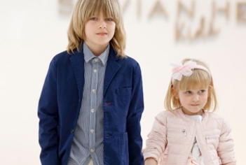 Silvian Heach Lookbook kids 2014