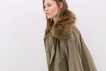 Zara каталог осень-зима 2014/2015