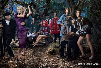 Dolce&Gabbana lookbook 2014