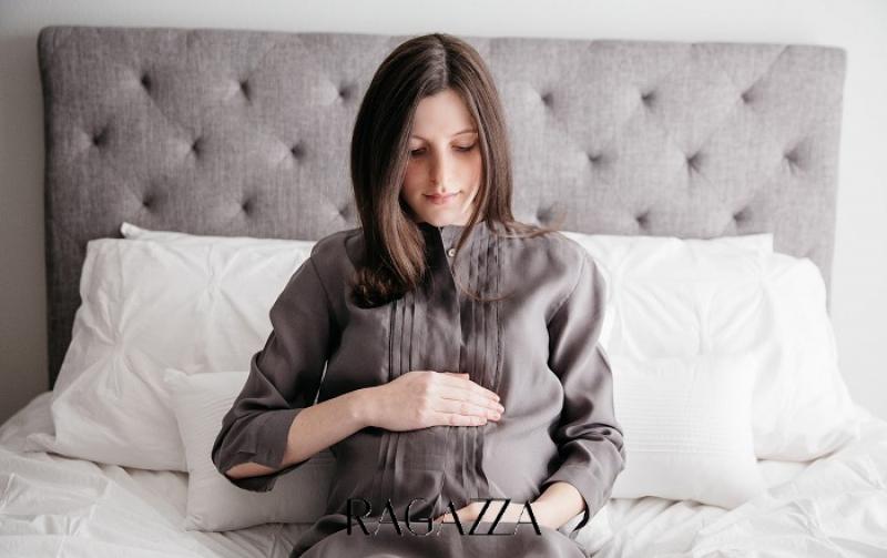Модная одежда беременных спб