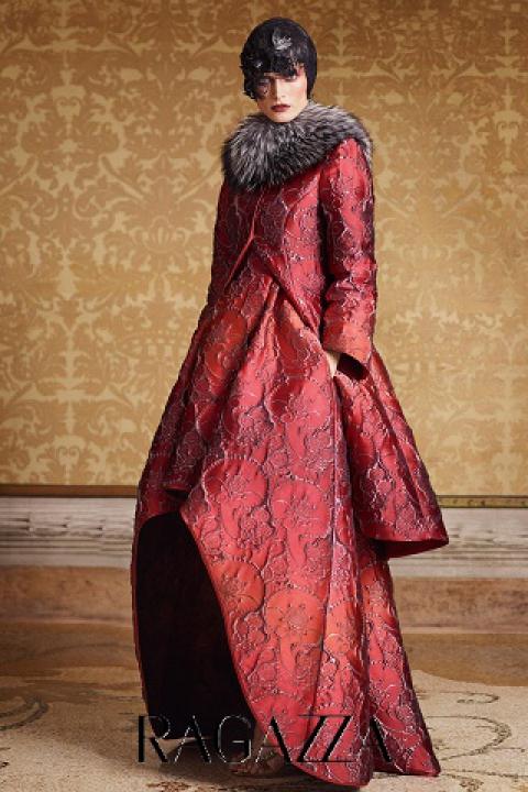 пальто - весна 2016 Alberta Ferretti